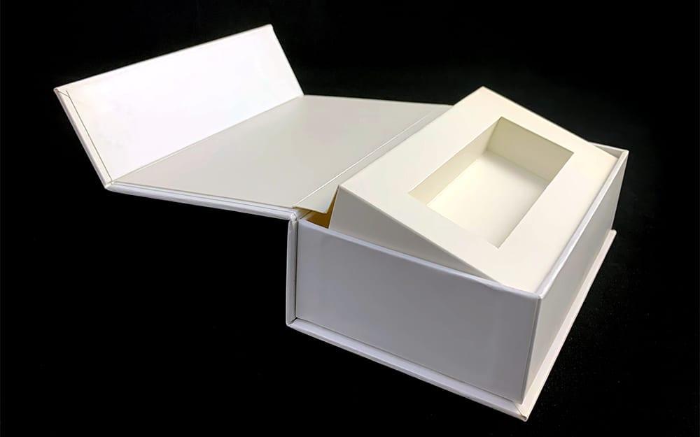 White Box Mock Up