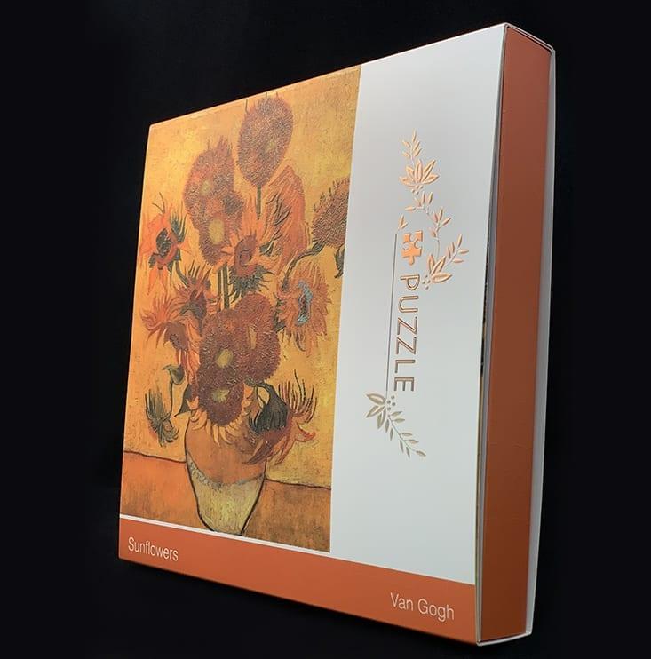 Printed Puzzle Box